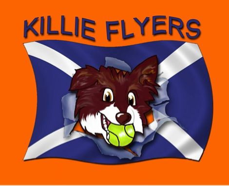 Killie Flyers Flyball Team